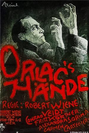 The Hands of Orlac (1924) 1080p Poster