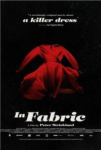 In Fabric (2019) Poster