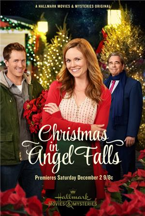 Christmas in Angel Falls (2017) 1080p Poster