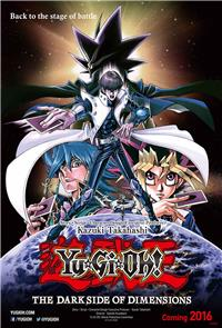 Yu-Gi-Oh!: The Dark Side of Dimensions (2016) 1080p Poster