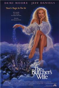 The Butcher's Wife (1991) 1080p Poster