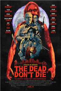 The Dead Don't Die (2019) 1080p Poster