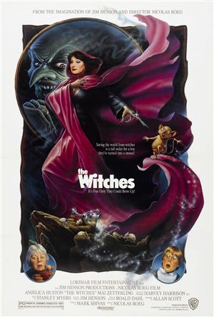 The Witches (1990) 1080p Poster