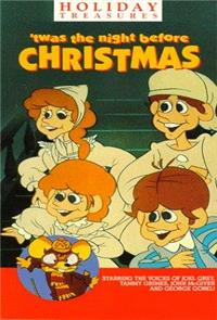 'Twas the Night Before Christmas (1974) 1080p Poster