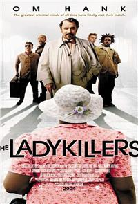The Ladykillers (2004) 1080p Poster
