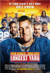 The Longest Yard (2005) 1080p Poster