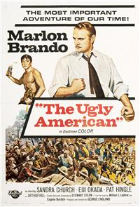 The Ugly American (1963) 1080p Poster