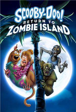 Scooby Doo! Return to Zombie Island (2019) 1080p Poster