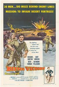 Bitter Victory (1957) 1080p Poster