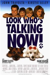 Look Who's Talking Now! (1993) 1080p Poster