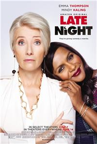 Late Night (2019) 1080p Poster