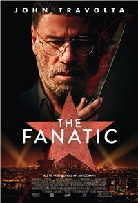 The Fanatic (2019) 1080p Poster