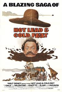 Hot Lead & Cold Feet (1978) 1080p Poster