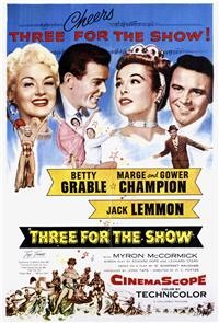 Three for the Show (1955) 1080p Poster