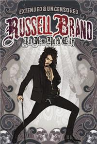 Russell Brand in New York City (2009) 1080p Poster