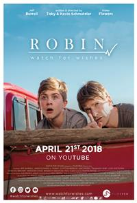 Robin: Watch for Wishes (2018) 1080p Poster