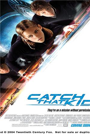 Catch That Kid (2004) 1080p Poster