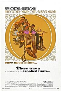 There Was a Crooked Man... (1970) 1080p Poster