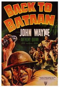 Back to Bataan (1945) 1080p Poster