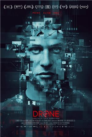 Drone (2014) Poster