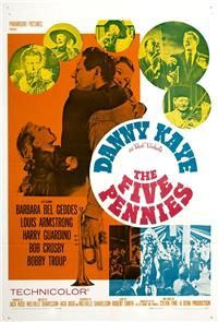 The Five Pennies (1959) 1080p Poster