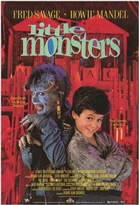 Little Monsters (1989) 1080p Poster