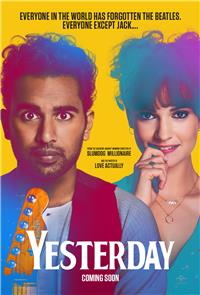 Yesterday (2019) 1080p Poster