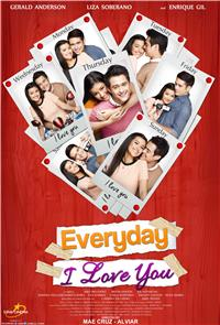Everyday I Love You (2015) 1080p Poster