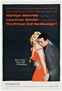 The Prince and the Showgirl (1957) 1080p Poster