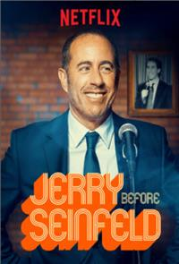 Jerry Before Seinfeld (2017) 1080p Poster