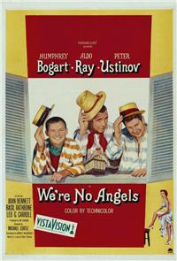 We're No Angels (1955) 1080p Poster