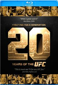 Fighting for a Generation: 20 Years of the UFC (2013) Poster