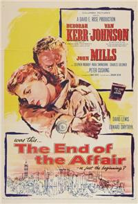 The End of the Affair (1955) 1080p Poster