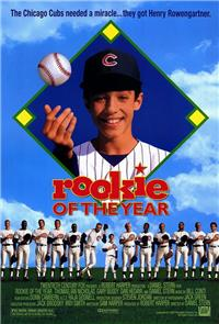 Rookie of the Year (1993) 1080p Poster