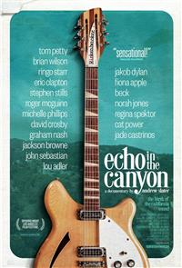 Echo in the Canyon (2019) Poster