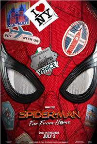 Spider-Man: Far from Home (2019) 1080p Poster