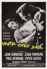 Until They Sail (1957) 1080p Poster