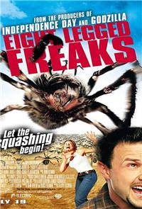 Eight Legged Freaks (2002) 1080p Poster
