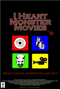 I Heart Monster Movies (2012) 1080p Poster