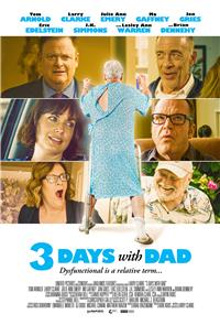 3 Days with Dad (2019) 1080p Poster