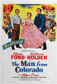 The Man from Colorado (1948) 1080p Poster