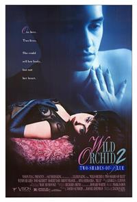 Wild Orchid II: Two Shades of Blue (1992) 1080p Poster