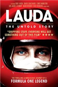 Lauda: The Untold Story (2015) Poster