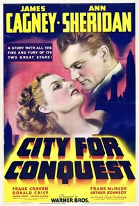 City for Conquest (1940) 1080p Poster
