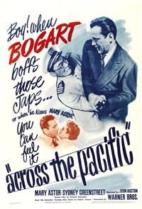 Across the Pacific (1942) 1080p Poster