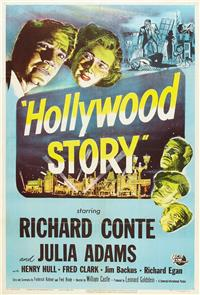 Hollywood Story (1951) 1080p Poster