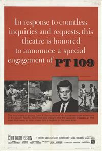 PT 109 (1963) 1080p Poster