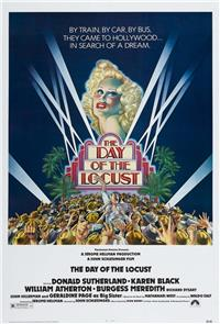 The Day of the Locust (1975) 1080p Poster