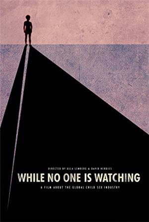 While No One Is Watching (2013) 1080p Poster