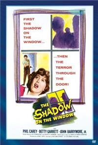 The Shadow on the Window (1957) Poster